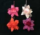 ER 306 Silk/Organza/Velvet Orchid