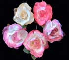 ER 326 Silk Rose/Leaves