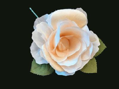 ER 330 Silk Velvet Rose