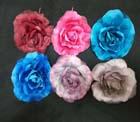 Er341 Silk/Organza Rose