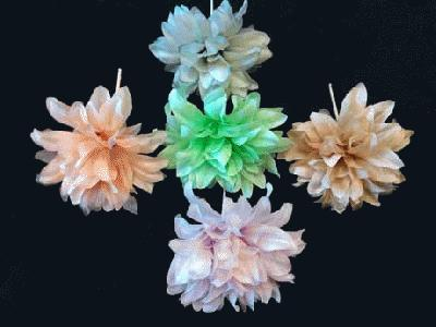 ER342 Silk Chrysanthemum