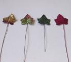 er363 velvet ivy leaf