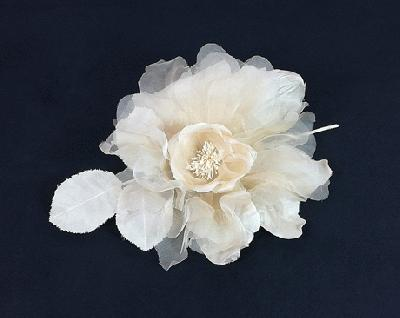 ER 494 Giant Silk/Organza Rose