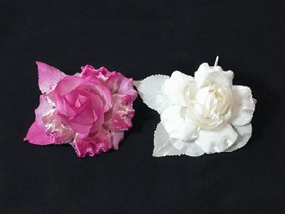 ER 527 Medium Silk/Velvet Rose