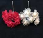 ER 569 Silk/Organza Rosebud