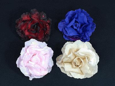 ER 578 Silk/Velvet Rose