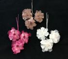 ER 589 Large Silk/Organza Blossom /3