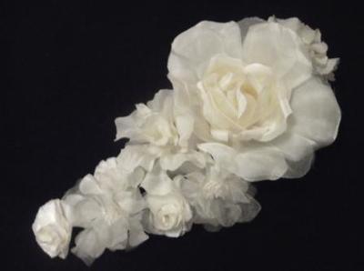 ER597 Rose Blossom Spray /8