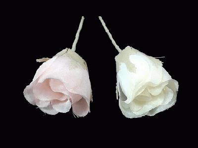 GF 68 Single Silk Bud Rose