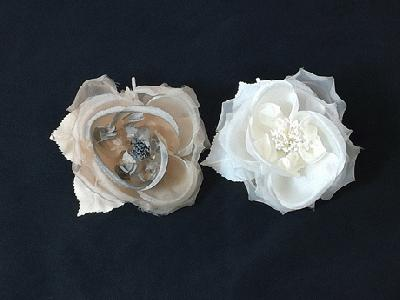 GF 70 Medium/Silk/Organza Rose