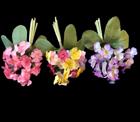 LB 11 Silk Primula Bunch