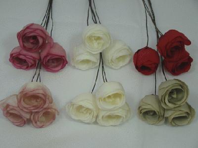 Er580 Silk Dior Bud Rose