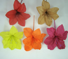 er309 Silk lily