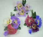 LB16 Silk anemone spray