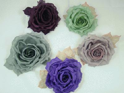 GF25 Silk Rose