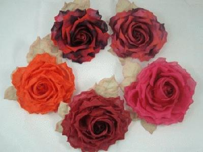 GF25 Full Silk Rose