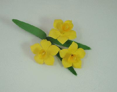ER566 Natural Daffodil