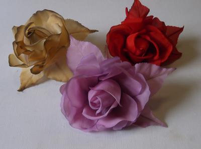 LB41 Silk Rose