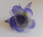 LB43 Silk/Organza Rose