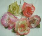 ER326 Silk Rose/Leaves