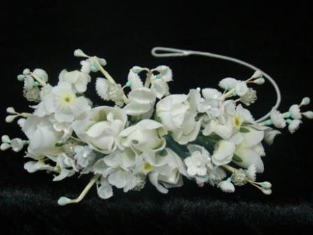 A3 Vintage Lily-of-the-Valley Band