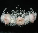 HD329 Dior Bud Blossom Pearl Tiara