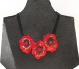 VN13 Poppy Necklace