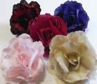 ER578 Silk/Velvet Rose