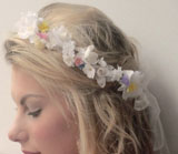 HD333 Silk Blossom Circlet